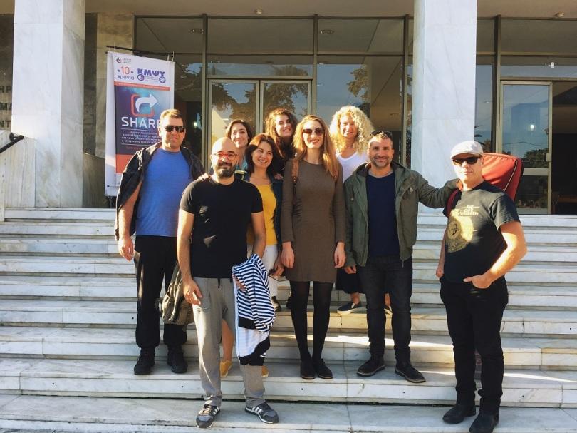 """Παράσταση """"Share"""" στη Χίο για τα 10 χρόνια της ΚΜΨΥ Χίου"""